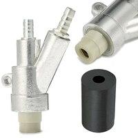 Air Sandblaster Gun Kit Spray Gun With Black Boron Carbide Sprayer Nozzle For DIY Power Tools