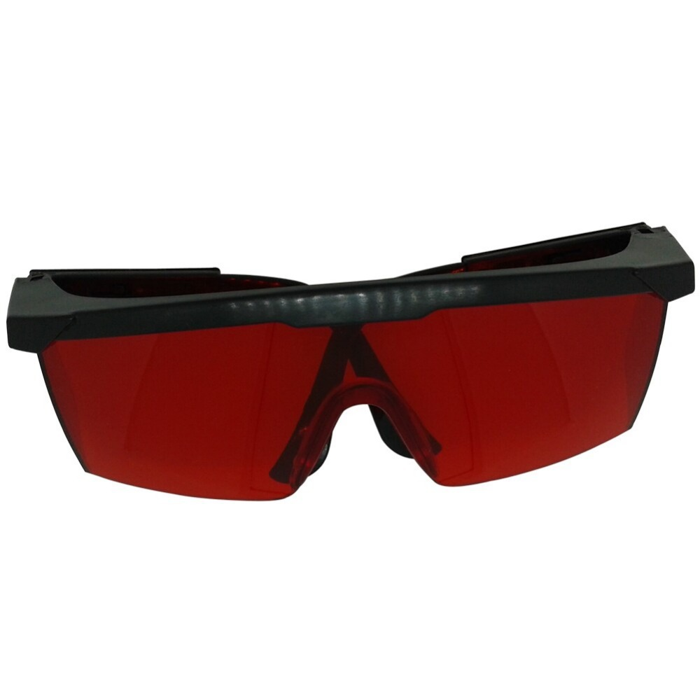 BDJK Protection Goggles Laser Safety Glasses  Eye Spectacles Protective Eyewear Red Color laser protection goggles safety glasses eyewear spectacle for co2 10600nm