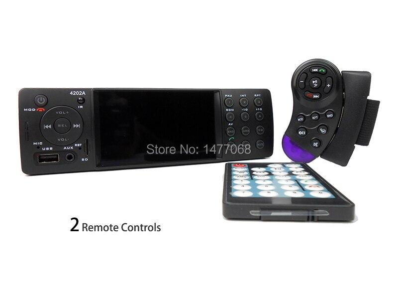 4202A 2 remote control 1