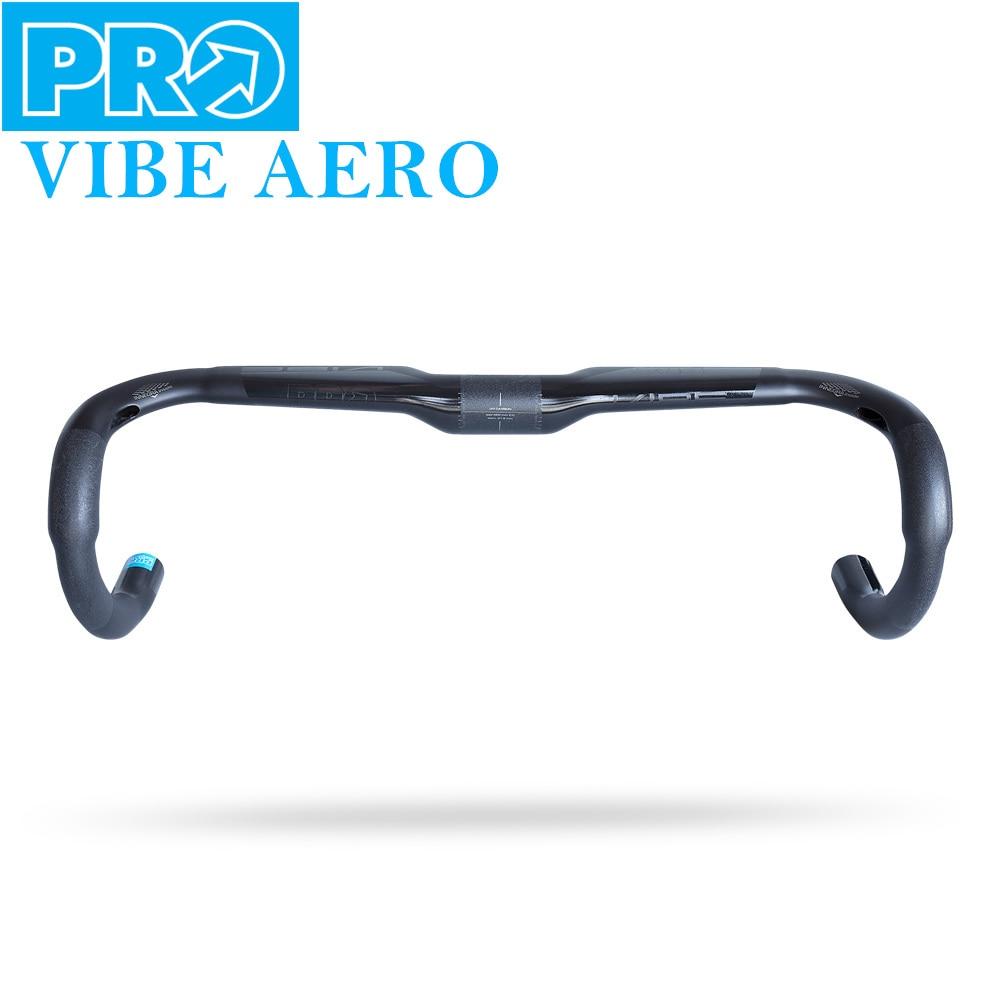 SHIMANO PRO VIBE AERO Carbon&Alloy Road Bike Handlebar Compact 31.8mm 40cm 42cm DI2SHIMANO PRO VIBE AERO Carbon&Alloy Road Bike Handlebar Compact 31.8mm 40cm 42cm DI2