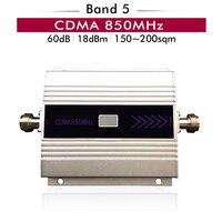 60db 이득 미니 lcd 디스플레이 cdma 850 신호 부스터 lte 대역 5 umts cdma 850 mhz 모바일 신호 리피터 셀룰러 신호 증폭기