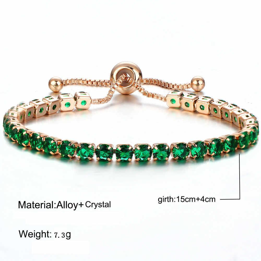 Moda Pulseiras Pulseiras Cubic Zirconia Pulseira Ajustável E C0 Jewelrygs Senhoras Pulseiras Bangle Para As Mulheres de Casamento