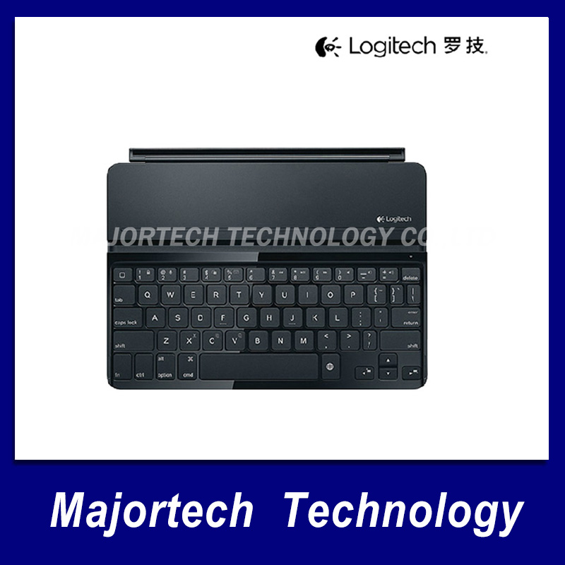 Logitech Ultrathin Wireless Bluetooth Keyboard Mini Case Cover iK710 smart wake slim tablet tablet stand for Apple iPad Air / 5 logitech logitech for ipad air ik1050 1 generation with integrated keyboard protection