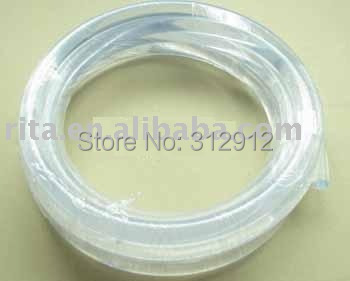 Plastic side glow light optic fibre cable;100m long each roll;2.0mm diameter
