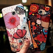 YonLinTan luxury coque,cover,case For Samsung Galaxy a5 2016 a510 Back etui 3D cute mobile
