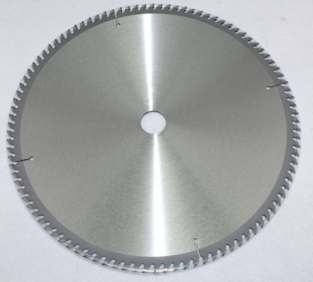 "12"" Tungsten Carbide Tipped Saw Blades for Professional Cutting Stainless Steel 304 Pipe"