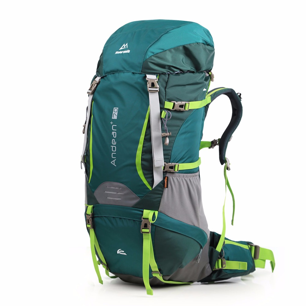 Large 70L! Maleroads Professional Camping Equipment Mountains