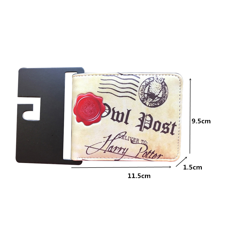 Harry Potter Short Wallet (7)