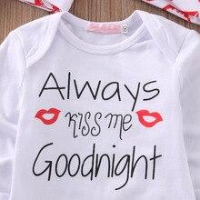 4PCS Newborn Baby Girl  Long Sleeve Clothing Set 0-24M