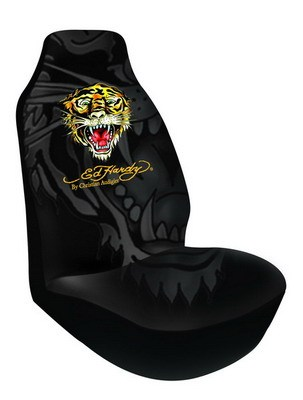 Ed Hardy Tiger Car Seat Cover