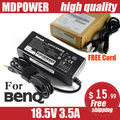 MDPOWER For BENQ 18.5V 3.5A 65W  notebook power adapter charger cord