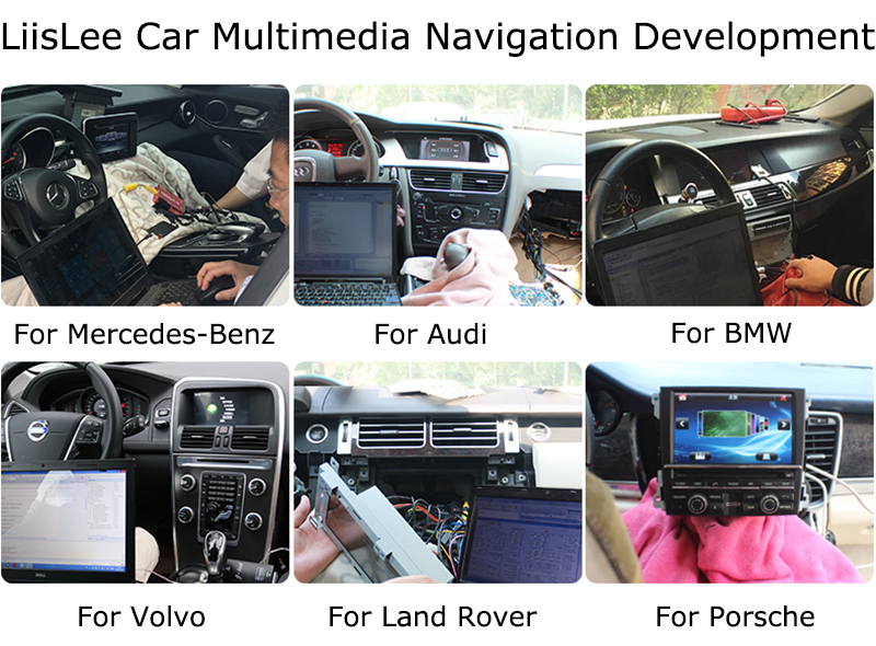 LiisLee Car Multimedia GPS Audio Hi-Fi Radio Stereo For Land Rover Discovery 4 LR4 L319 2009~2016 Original Style Navigation NAVI (1)