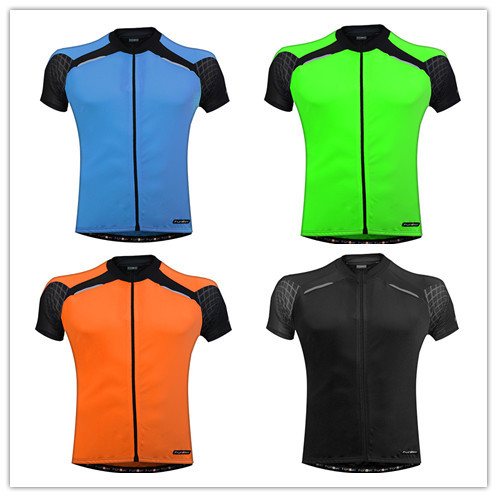 2015 Funkier new cycling jersey for men short sleeve jersey mountain bike  clothing free shipping-in Cycling Jerseys from Sports   Entertainment on ... c79c7bc97