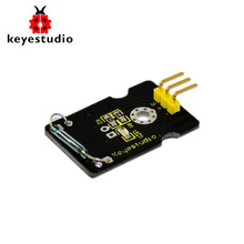 Free shipping !Keyestudio Reed Switch Sensor Magnetron Module for Arduino