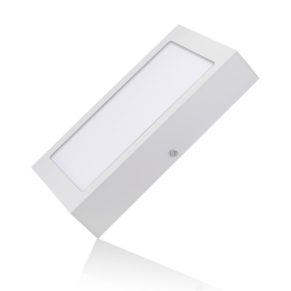 Ultra Bright 9W 15W 25W LED Panel Light Square Shape LED Surface mounted Ceiling light AC85-265V,LED Driver include not cutting 9w 15w 25w round square led panel light surface mounted indoor lighting led ceiling down ac85 265v driver