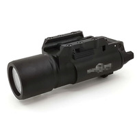 SOTAC GEAR Tactical X300 LED Weapon Flashlight Light Pistol Gun Lanterna Rifle Picatinny 20mm Weaver Mount For Hunting Scope