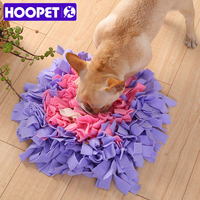 HOOPET Pet Dog Mat Soft Sniffing Mat Leakage Food Exercise For Intellect Toy