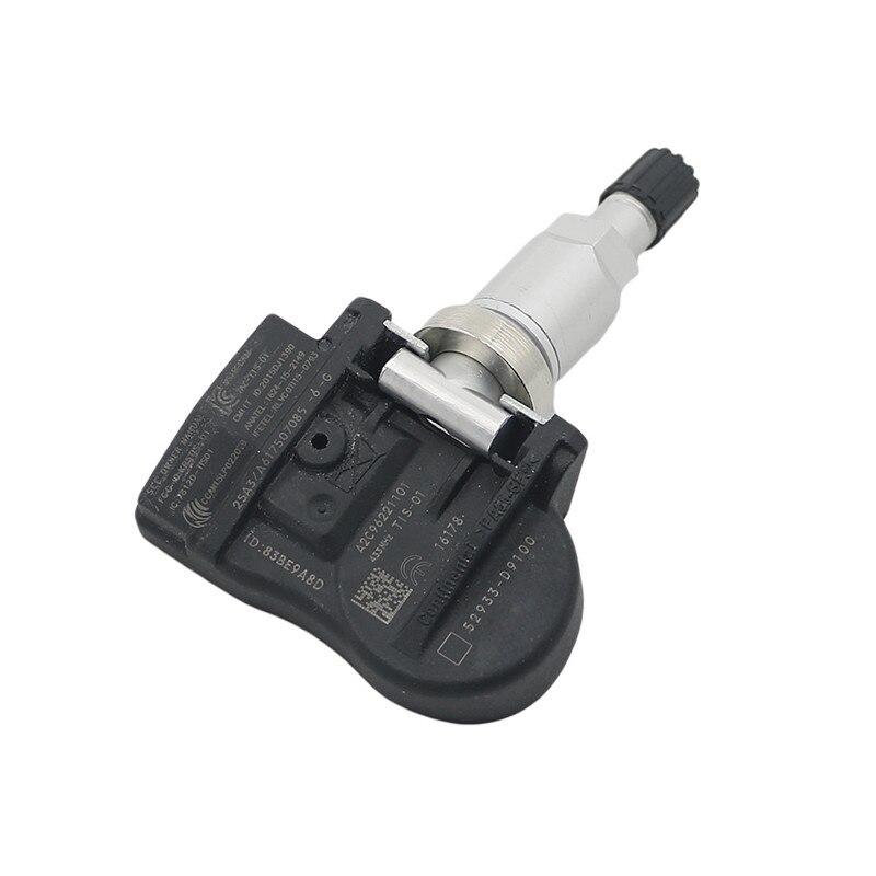 Image 3 - 52933 D9100 433 Mhz de Monitor de presión Sensor TPMS para picanto Kia SPORTAGE 17 19 SORENTO 18 19 Génesis g90 17 18 HYUNDAI 2018-in Sistemas de control de la presión de neumáticos from Automóviles y motocicletas on AliExpress