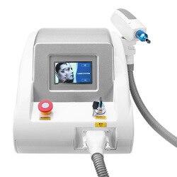 Прибор для лица 1064nm 532nm 1320nm ND YAG лазерная татуировка удаление бровей пигмент линия использование для салонного центра
