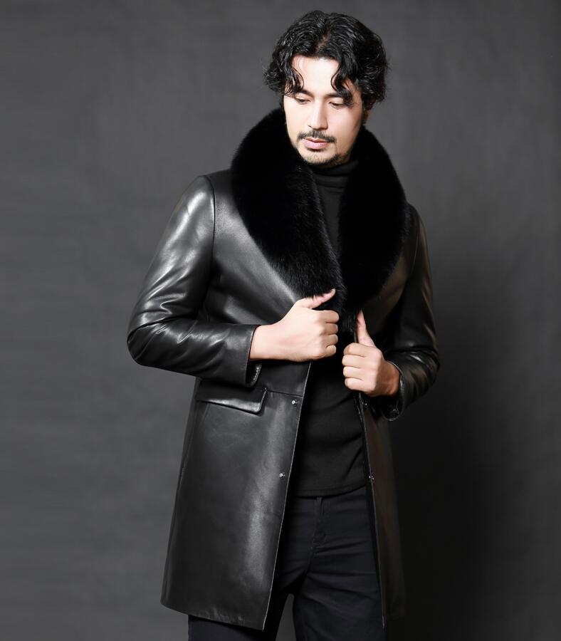 80ddaefbf Hot Sale] New arrival Men's Winter 90% White duck down Jacket ...