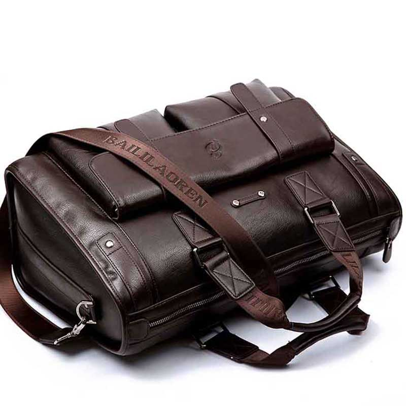 Brand Business Briefcases men s handbags laptop shoulder Crossbody bag fashion Luxury Casual Large capacity Travel