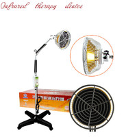 2015 Free Shipping Therapy Device Health Care Electric Infrared Light Massage Infrared Heating Lamp Physiotherapy Household