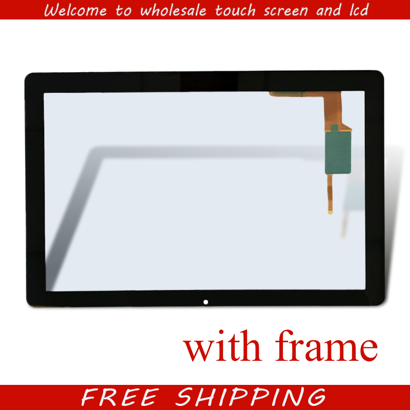 New For 10.1'' Inch Acer Iconia Tab 10 A3-A40 Tablet PC capacitive touch screen external screen panel replacement free shipping alangduo original for acer iconia tab a210 a211 10 1 inch tablet touch screen digitizer front panel replacement touchscreen