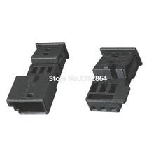 цены Automotive Wiring Plug Wire Connectors Car Harness Plugs Waterproof With terminal DJ7031B-0.6-11/21 3P