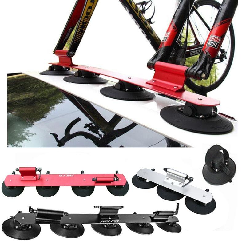 CSC Bicycle Rack Suction Roof-Top Bike Car Racks Carrier MTB Road Bike Accessory