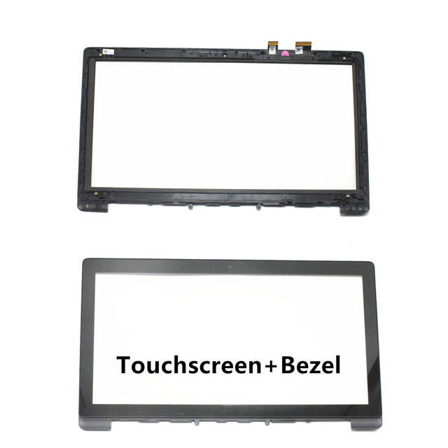 Asus Zenbook Pro UX501J UX501JW Lcd Touch Screen Digitizer Glass w// Bezel 15.6/""