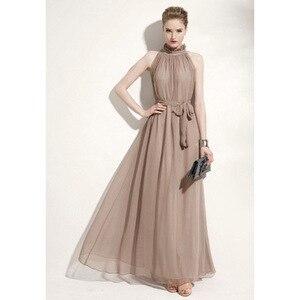 Image 5 - 2021 girl sexy elegant dress women for wedding party bridesmaid dresses BN236