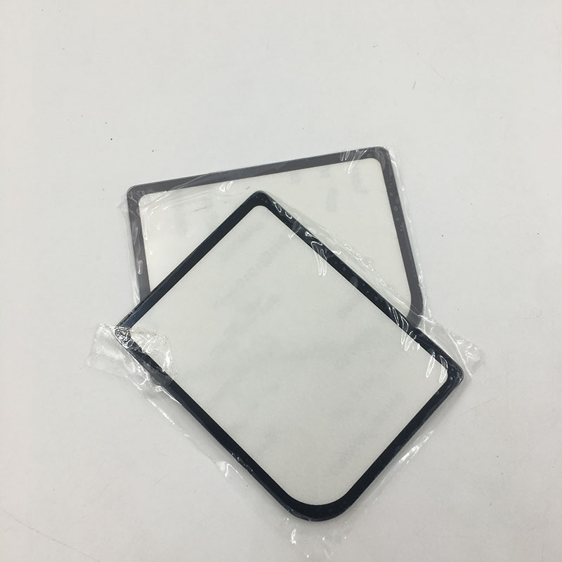 For Nintendo Game Boy Zero DMG-01 Plastic Buttons Conductive Rubber Mod Kit  Glass Lens Protector For Raspberry Pi