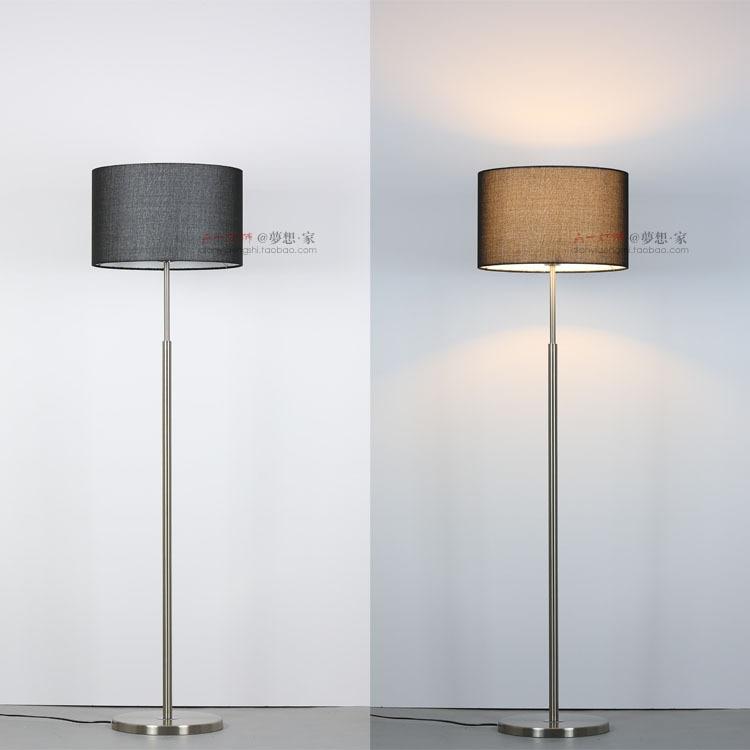 moderno e minimalista lampade da terra moda creativa ikea soggiorno ...