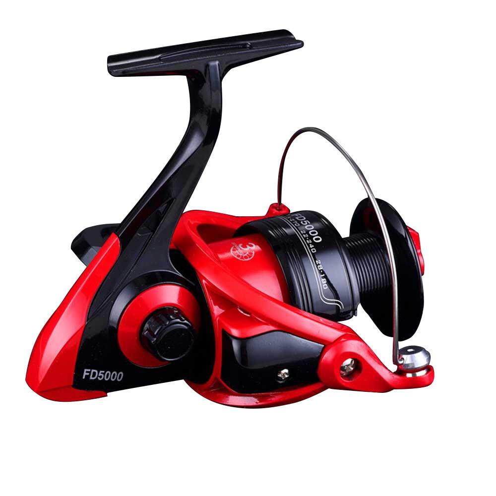 Fishing King FD Rod Wheel Metal Core Fishing Reel Lighter and Stronger Fishing Wheel Spare Spool Spinning Reel