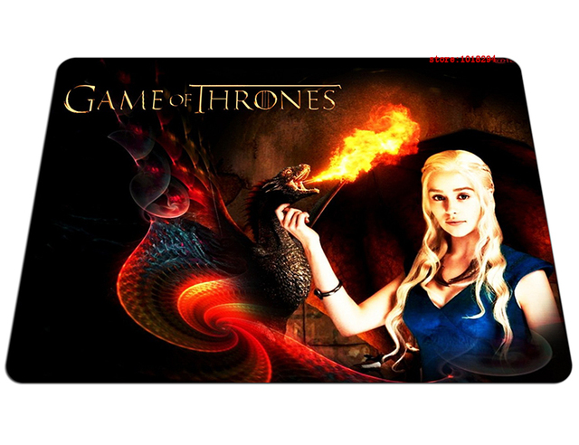 Daenerys Targaryen Game of Thrones Mousepad