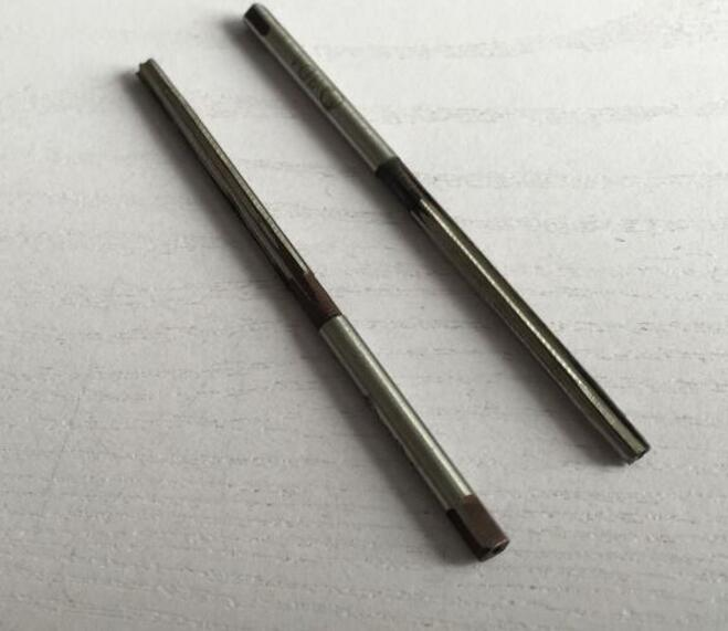1pc Shank 6 Flutes 3/4/5/6/7/8/9/10/11/12/13/14/15/16/17/18/19/20/22/23/24mm Cutting Diameter HSS Hand Reamer