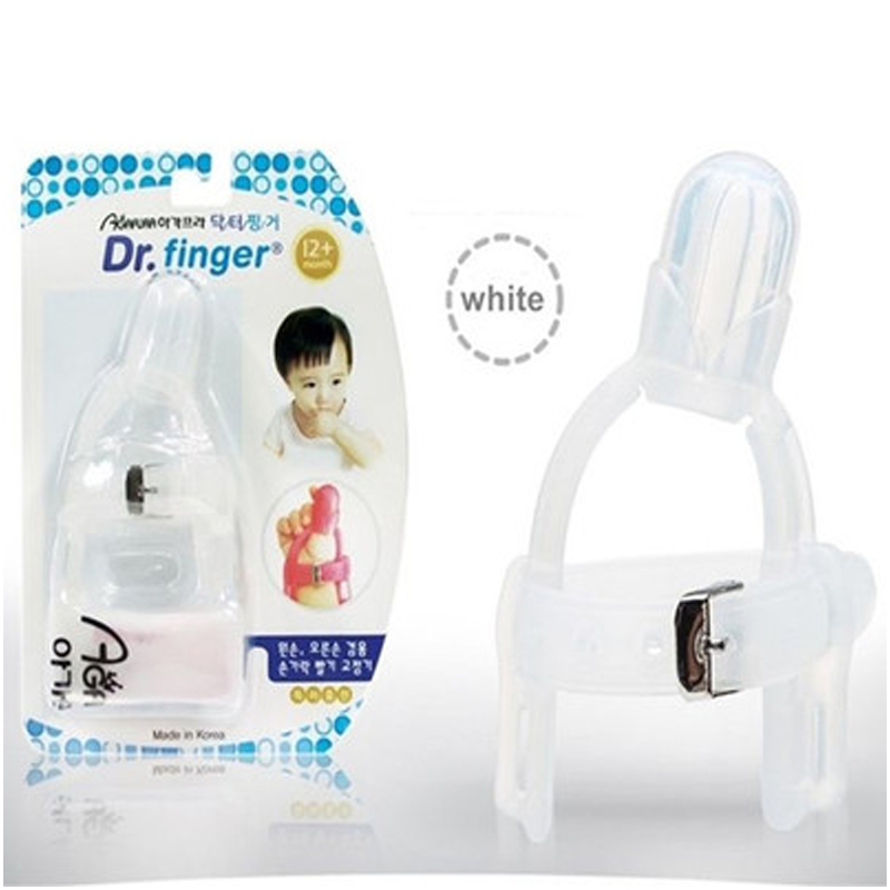Stop Thumbsucking Baby teethers Thumb gloves teether Prevent the baby finger bite Prevention child give up sucking fingers give me the child