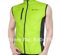 Cycling windproof waterpoof breathable lightweight outdoor riding vest sleeveless jersey vest