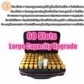 60 бутылок алмазной живописи ящик для инструментов коробка Защитная крышка сумка молния дизайн ударопрочный и прочный