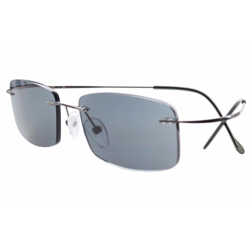R1508 Γκρι Φακός Titanium Ρομαντικό γυαλιά - Αξεσουάρ ένδυσης