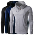 Men New Winter Autumn hoodies 2016 O-neck Fashion Long Sleeve Soild Men hoodies Hat Mens Hooded Clothing BTX021