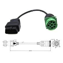 Câble dextension Obd2 mâle/femelle 9 broches à 16 broches, outil de Diagnostic automatique de qualité supérieure, connecteur