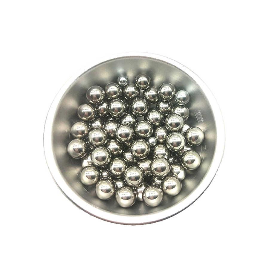 50/200 個 2-8 ミリメートル鋼球使用撮影狩猟高品質パチンコステンレススチールベアリングのための打撃弾薬