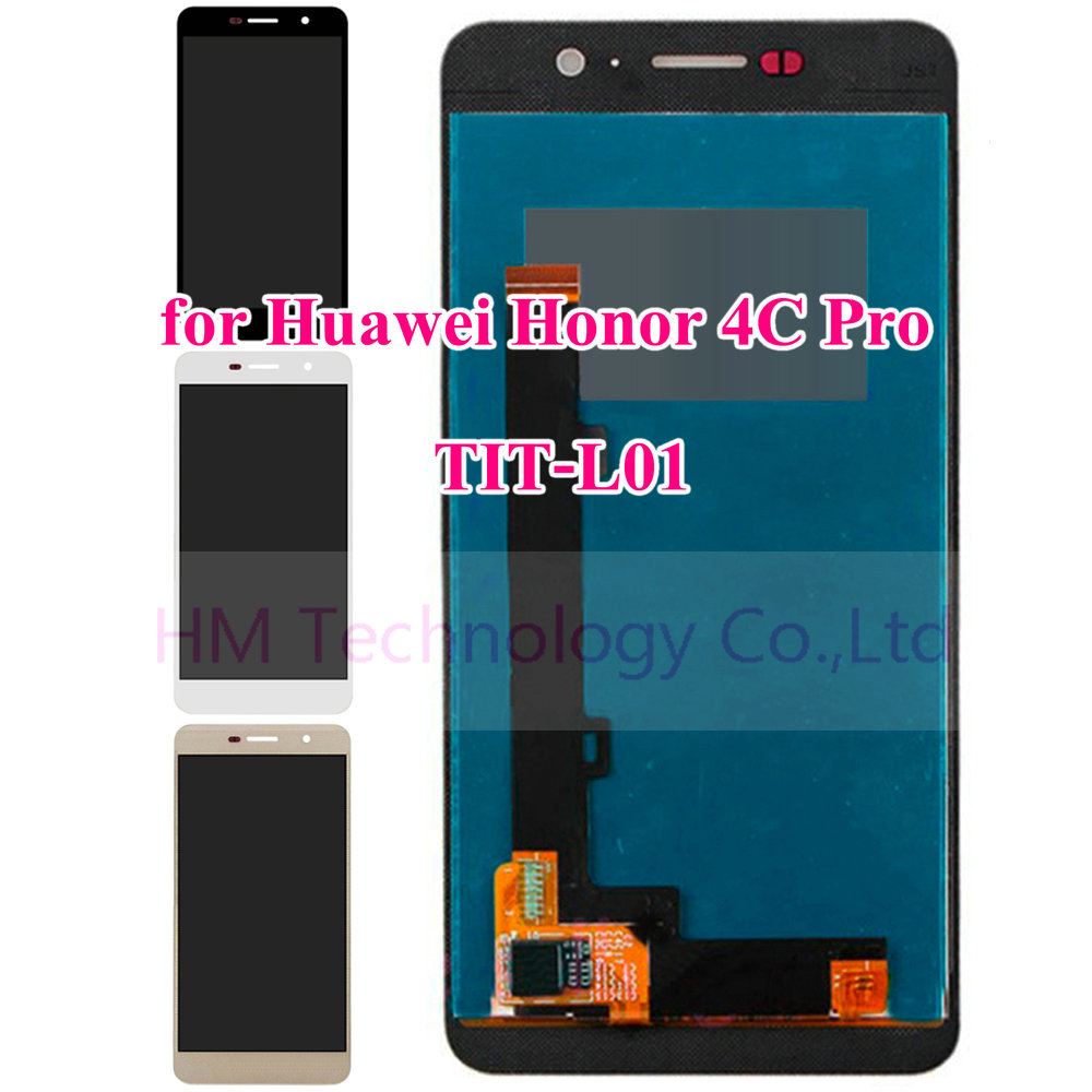 LCD TP for Huawei Honor 4C Pro TIT L01 5 0 LCD Display Touch Screen Digitizer