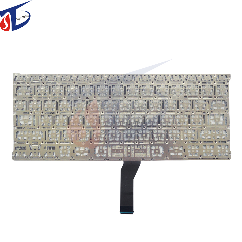 For font b Macbook b font Air 13 A1369 Portuguese Portugal Laptop keyboard without backlight MD231