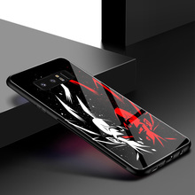 Dragon Ball Samsung Tempered Glass Cases