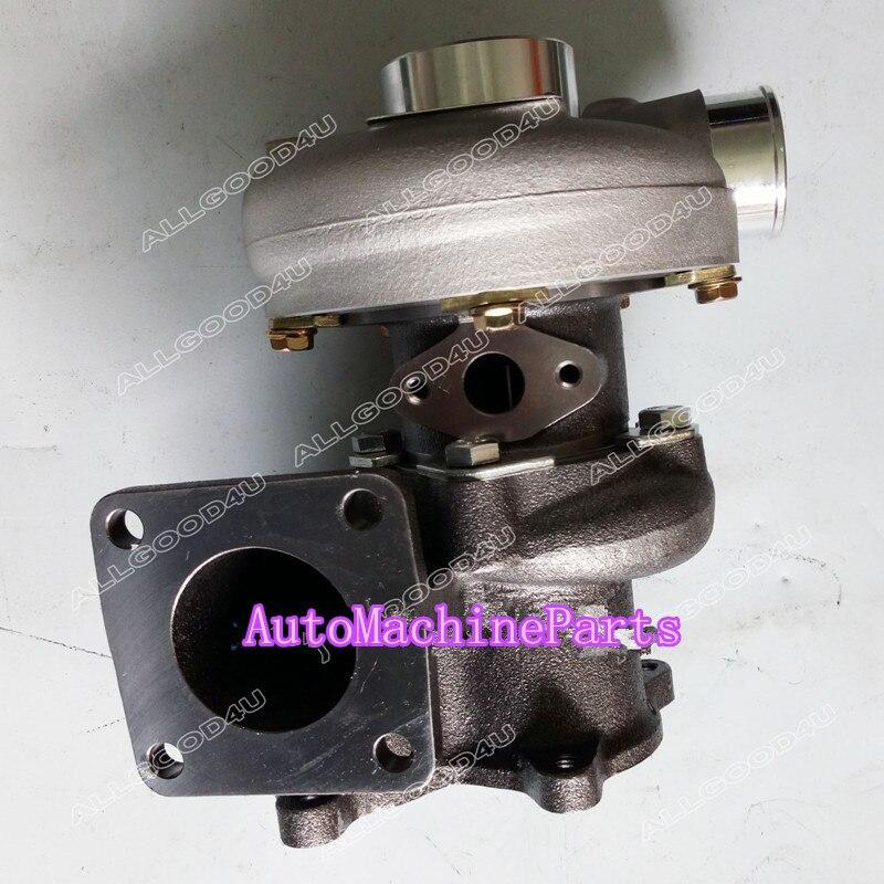 New Turbocharger Turbo HT12-17A 8972389791 047-278 For ISUZU VAN 4JG1T 3.1LNew Turbocharger Turbo HT12-17A 8972389791 047-278 For ISUZU VAN 4JG1T 3.1L