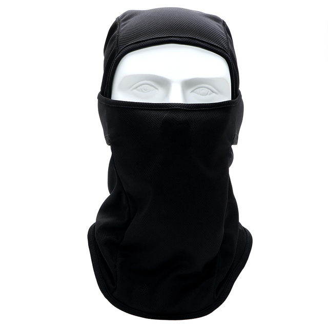 Moto Full Face and Neck for Moto Bicycle Cycling Motorcycle Face Mask Balaclava Hood Thin Soft Breathable Mask 1