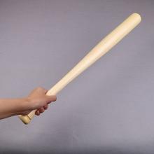 b1444ba3e Taco de Beisebol De Madeira sólida 64 centímetros Vara Baseball Bastão de  Beisebol de Madeira Dura