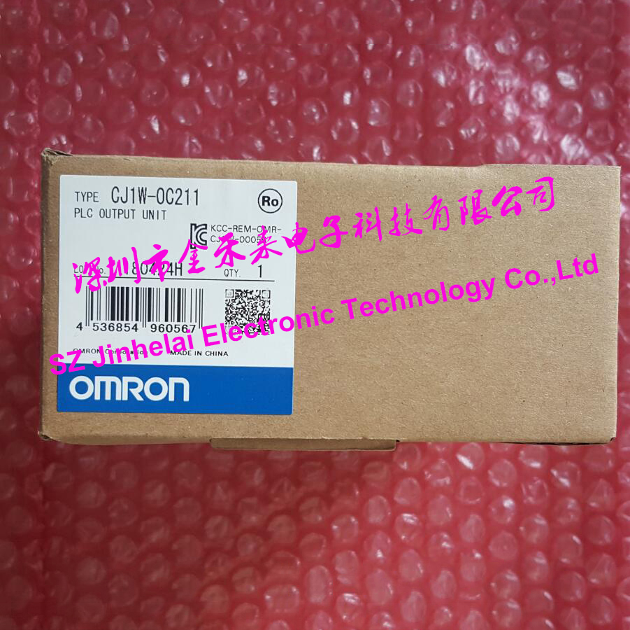 CJ1W-OC211  Authentic original OMRON PLC Output unitCJ1W-OC211  Authentic original OMRON PLC Output unit